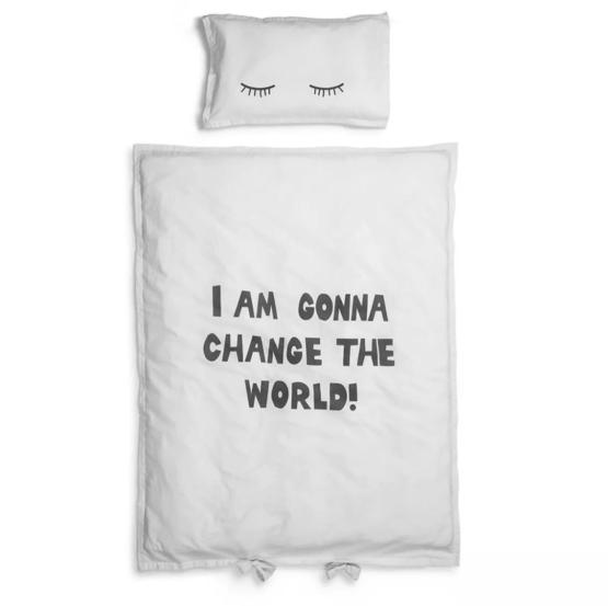 "Elodie Details påslakanset – ""Change The World"""