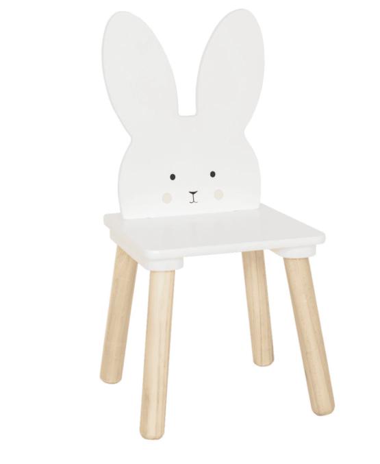 Barnstol – Kanin